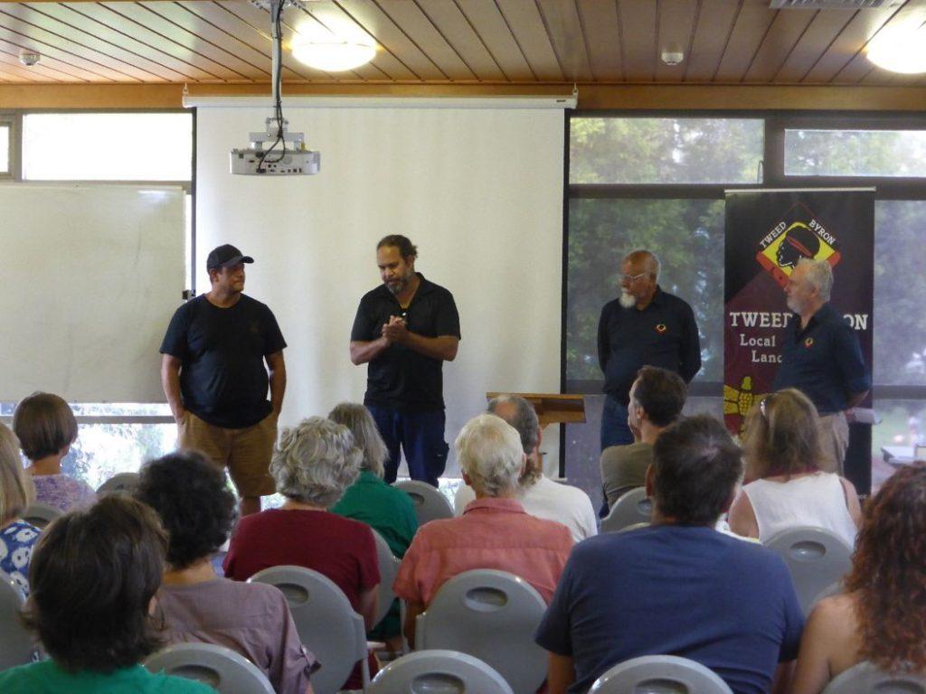 Aboriginal Cultural Sites Workshop